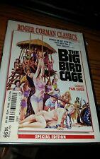 The Big Bird Cage DVD - Roger Corman Classics B NEW Pam Grier Rare