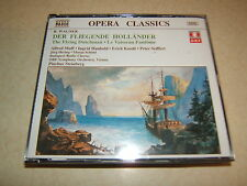 WAGNER : FLYING DUTCHMAN    MUFF  STEINBERG  DOUBLE CD  NAXOS LABEL