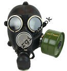 NBC FACE  Russian Army Military Respirator Gas Mask Tear Gas GP-7 2020 year new