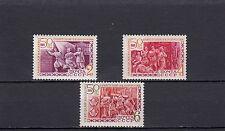RUSSIA - SG3655-3657 MNH 1969 50th ANNIV BELORUSSIAN REPUBLIC