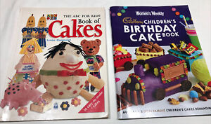 THE ABC FOR KIDS BOOK OF CAKES BY LOUISE HAMMOND COOKBOOK CADBURY BIRTHDAY CAKE
