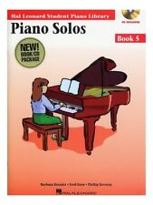 Hal Leonard Student Piano Library Solos Learn to Play Songs Tunes MUSIC BOOK 5