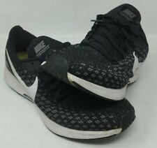 Nike Air Zoom Pegasus 35 Men's Running Shoe (10.5) 942851-001 Black/Gunsmoke