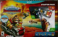 Skylanders SuperChargers Starter Pack - Nintendo Wii U Brand New!Free Shipping!!