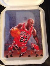 """Michael Jordan""""s Final Shot Called """"The Move"""" Limited Edition Plate"""
