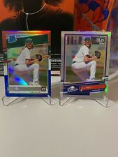 2020 Donruss Optic The Rookies/Rated Rookie Silver Holo Prizm SP AJ Puk LOT