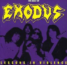 Exodus - Lessons in Violence: The Best of Exodus [New CD] Argentina - Import