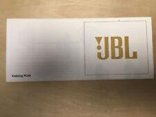 Vtg JBL Brochure ~ Speakers Delphi Metragon Viscount Paragon SG520 Horns Drivers