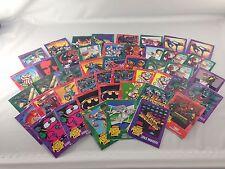 Set of 46 Nintendo Super Power Club Cards ~ Some Repeats ~ Ships FREE!