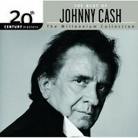 Johnny Cash - 20th Century Masters: Millennium Collection [New CD]