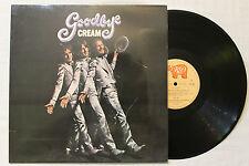 CREAM GOODBYE LP VINYL