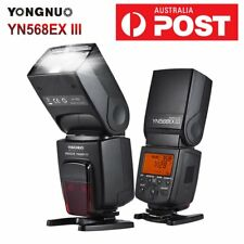 YONGNUO YN-568EX III TTL Flash Speedlite Master Slave High Speed Sync for Canon