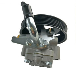 Power Steering Pump For 2002-2005 Hyundai Sonata 2.7L V6 2004 2003 S899MJ
