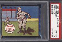1943 R302-1 M.P. & Co. Bob Feller PSA 8 NM-MT - hard to find, nicest on eBay!