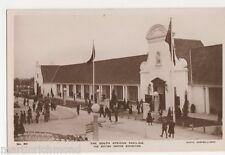 British Empire Exhibition, South African Pavilion RP Postcard, B505