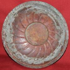 Antique Hand Made Copper Bowl