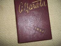 "1952 JUNIATA COLLEGE YEARBOOK HUNTINGDON PA ""Alfarata"""