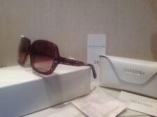Valentino sunglasses, lace design.