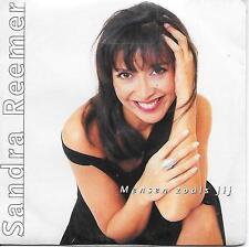 SANDRA REEMER - Mensen zoals jij CD SINGLE 2TR DUTCH CARDSLEEVE 1996