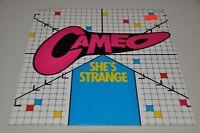 """Cameo - She's strange - Pop 80er - 12"""" Maxi-Single Vinyl Schallplatte LP"""