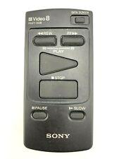 SONY Remote Control Video 8 RMT-506 Original Replacement Remote Control $45