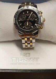 Tissot PRS200 PRS 200 Chronograph Armbanduhr Herrenuhr