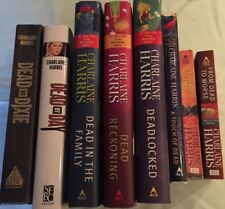 Lot Of Sookie Stackhouse Books Omnibus True blood Hdbk pprbk Charlaine Harris