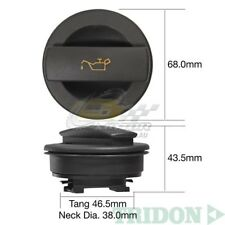 TRIDON OIL CAP FOR Audi A5 2 05/09-06/11 4 2.0L CDNC DOHC 16V TOC552