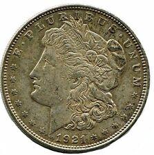 * SPC * USA Estados Unidos - MORGAN DOLLAR 1921 D - DOLAR - Silver Plata W10013