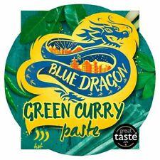3x Blue Dragon Thai Green Paste Pot 50G