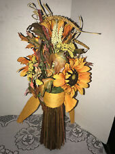 Thanksgiving Table Top Decor, Floral