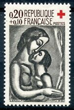 STAMP / TIMBRE FRANCE NEUF N° 1323 ** ART CROIX ROUGE