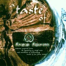 FREE Form-a tasto of (1999) Space Safari, medicine Drum, Suono Faretti progetto,