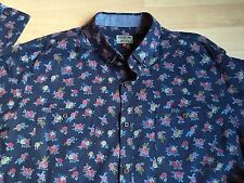 Cotton Collared Floral NEXT Casual Shirts & Tops for Men