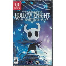 Hollow Knight [Nintendo Switch Action Adventure Hand-Drawn 2D Sidescroller] NEW