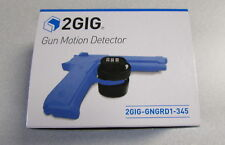 2GIG Security 2GIG-GNGRD1-345 Gun Motion Detector - Free Ship NEW In Box