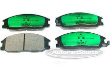 Disc Brake Pad Set-4WD Front Autopartsource CE864
