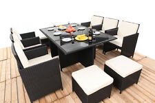 Havanna 11 piece - 10 Seater Outdoor Dining Set - PRESALE