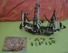 Lego 6286, Skull's Eye Schooner, Piraten, Vintage, Pirates, inkl. Anleitung