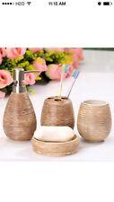 Ceramic Wedding Bathroom Decoration, Sanitary Ware Bathroom Accessories 13001
