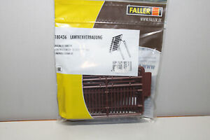 FALLER 180436 Avalanche Engineering Structures Gauge H0 Boxed