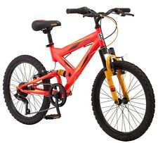 "20"" Boys Mongoose Spectra Mountain Bike - Orange R1384KMA"