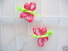 Hair clips - Butterfly  1  pair