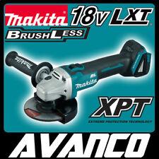 Makita 18V LXT Brushless 125mm Slide Switch Angle Grinder Skin DGA504Z 8500RPM
