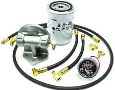 Oil Filter Adapter With Oil Pressure Gauge Sa 200 F 163 Bw736 K