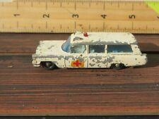 Lesney Matchbox Series S&S CADILLAC Ambulance No.54 England