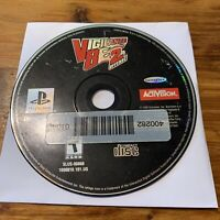Vigilante 8 2nd Offense PS1  Playstation ACTIVISION Disc Only