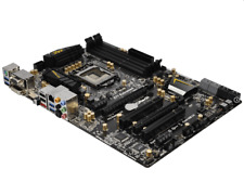 ASROCK Z77 Extreme4 LGA 1155 Intel ATX Motherboard 4x DDR3  Backplate Included