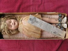 1930's Vintage Shirley Temple Ideal Composition Doll- 20 inch