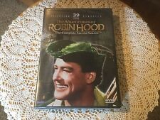 New Television Classics. The Adventures Of Robin Hood. Second Season.